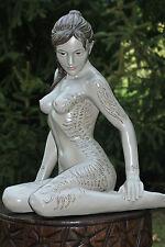 frau,35x28cm,erotik,figur,erotic,erotisch,tattoo,tätowiert,akt,tatouage,skulptur