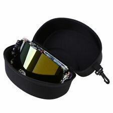 US Ski Goggles Case Black Snowboard EVA Hard Box Eyewear Glasses Protection Case