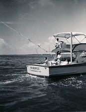 Pêche c. 1950 - Bateau Fort Lauderdale Floride USA - GF 372