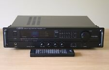 Carver C-15v Preamplifier with Phono Stage & Sub Output + Remote - RARE