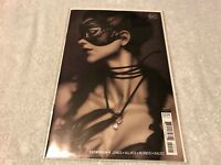 CATWOMAN 4 Variant Cover DC  comic book