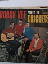 Bobby Vee Meets The Crickets Vinyl LP