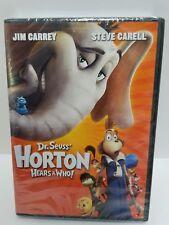 Dr. Seuss Horton Hears a Who (DVD, 2009, Movie Cash)
