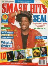 May Smash Hits Music, Dance & Theatre Magazines