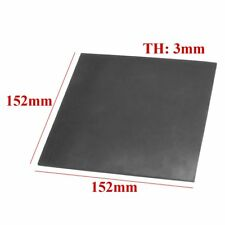 2Pecies 6'' Square Rubber Sheet 1/9'' Thickness Chemical Resistance High   -)