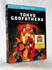 Tokyo Godfathers (Blu-ray/DVD, 2003) japanese anime Toru Emori Yoshiaki Umegaki