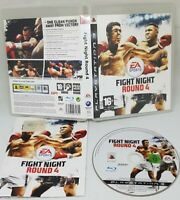 FIGHT NIGHT ROUND 4 Playstation 3 PS3 Game BOXED COMPLETE UK VERSION