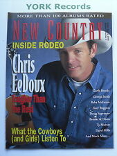 NEW COUNTRY MAGAZINE - Spring 1995 - Chris LeDoux / Garth Brooks / George Strait