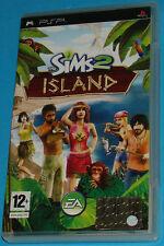 The Sims 2 Island - Sony PSP - PAL
