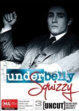 Underbelly - Squizzy (DVD, 2013, 3-Disc Set)