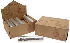 Pastiglie Teos carboncini 27 mm BOX 20 rotoli carbone ad autoaccensione incenso