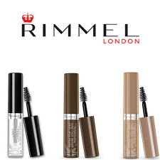 Rimmel Brow This Way Eyebrow Styling Gel 5ml - CHOOSE YOUR SHADE