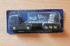 Modellino autocarro per birra Rimorchio trasporto MAN Calgonit con diamante HS