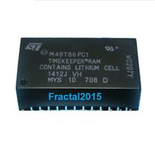 1 pcs M48T86PC1 M48T86 M48T86PCI DIP-24