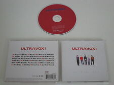 ULTRAVOX!/THE ISLAND YEARS(SPECTRUM MUSIC 554 898 2) CD ALBUM