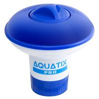 """Adjustable Floating Dispenser Floater Swimming Pool 1"""" Chlorine Tablet Holder"""