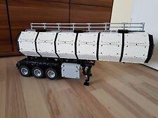 Bauanleitung instruction Tanker Auflieger  Eigenbau Unikat Moc Lego Technic