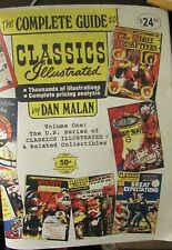Dan Malan's Complete Guide to Classics Illustrated --  Uncle Tom's Cabin, etc.