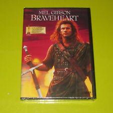 DVD.- BRAVEHEART - MEL GIBSON - 5 OSCARS - PRECINTADA