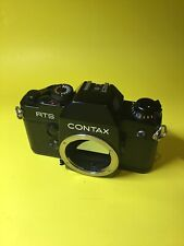 Contax RTS II Quartz Body Brand New In Warking Condition