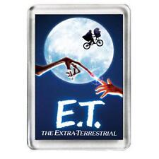 E.T. The Extra Terrastrial. The Movie. Fridge Magnet.