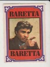 Monty Gum trading card 1978 TV Series: Baretta #14