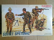 DRAGON ITALERI 1:35 SOVIET SPETSNAZ KIT DI MONTAGGIO NEW!!