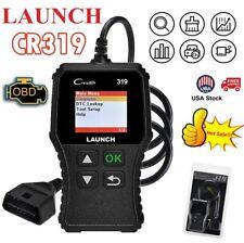 Launch CR319 Vehicle OBD2 Engine Code Reader Erase codes Scanner Diagnostic Tool
