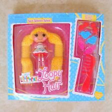 Spot Splatter Splash Mini Lalaloopsy Doll New Loopy Hair Clips Comb Yarn MGA