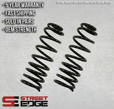 "Street Edge 2"" Front Lowering Spring Set for 04-15 Nissan Titan 2WD"