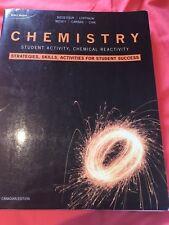 Chemistry: Student Activity, Chemical Reactivity. Nelson