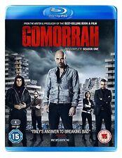 Gomorrah Complete Series 1 Blu Ray All Episode First Season Original Rele UK NEW