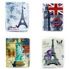 1pc Journey Travel Passport Holder Purse ID Card Organizer Case Cover 13.5*9.6CM