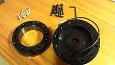 SHORT boss kit - Datsun 1200 Ute Coupe Sedan Steering wheel adapter - NO HORN