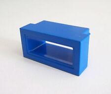 PLAYMOBIL (R429) ECOLE - Meuble Bleu Etagère à Encastrer Classe 4326