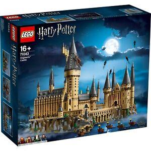 LEGO Harry Potter 71043 Hogwarts Castle Brand New & Sealed Fast Shipping