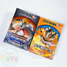 Pokemon Sun and Moon Burning Shadows Prerelease Set Kit Sealed English Booster