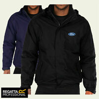 FORD  FLEECE LINED WATERPROOF JACKET REGATTA WITH EMBROIDERED LOGO