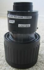 Hitachi SL-602 SHORT THROW zoom Projector Lens for the CP-X605 & CP-X608 series
