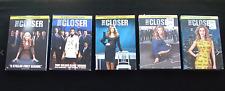 Closer DVD Set of 5, PLUS Season 7