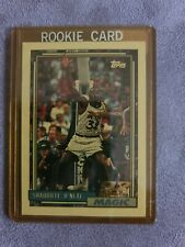 1993 Topps Shaquille O'Neal #362 Basketball Card