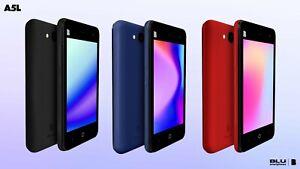 "BLU A5L 4.0"" Display  Smartphone with Dual Camera( att, Tmobile, Metro PCS)"