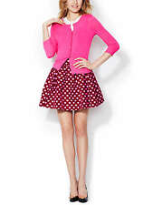 Extremely Rare New w Tags Kate Spade New York Coreen Skirt Size 8 Apple Print