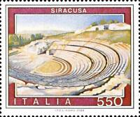 # ITALIA ITALY - 1984 - SIRACUSA (Sicilia) Teatro Greco - Stamp MNH