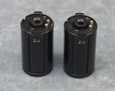 2X ZEISS IKON 540/01 METAL RELOADABLE 35MM FILM CASSETTES - $27.99 SHIPPED (#1)