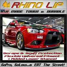 Mitsubishi Lancer Eclipse ASX 3000GT Front Rubber Chin Lip Splitter Spoiler Trim