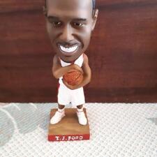 2007-TORONTO RAPTORS-SGA-#11-TJ Ford--Basketball BOBBLEHEAD