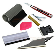 7 in 1 Auto Car Window Tint Film Installing Tool Kit Vinyl Car Wrapping Tools UK