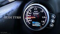 Air Vent Gauge Pod, 52mm or 60mm, Fits Audi TT (8N)【Top Gauge】