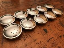 Lot of 10 Chrome Gas Cap VENTED tanks HD# 61102-73  Harley 1973/1982